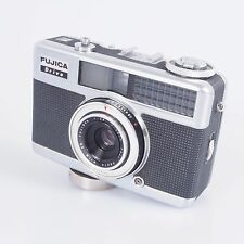 = Fujica Drive 35mm Film Half Frame Camera with Fujinon 2.8cm f2.8 Lens Parts
