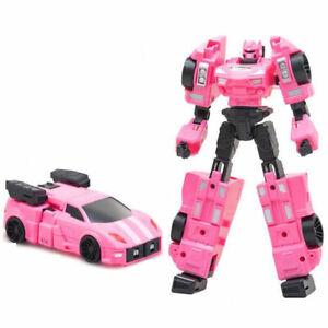 MiniForce Transformation Toys Mini Agent Toys X Volt Lucy Secret Commando Toy