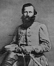 "Confederate General JEB Stuart 8""x 10"" Civil War Photo Picture #27"