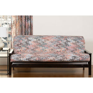 Sis Covers Bouquet Futon Cover The Art Of Marbling Full Zips On & Off NEW