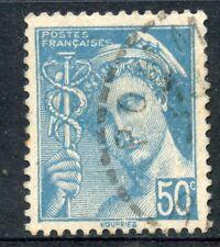 STAMP / TIMBRE DE FRANCE OBLITERE N° 538 TYPE MERCURE