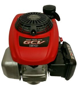 "GCV 190 Honda 6hp Over Head Cam Motor 7/8"" x 1-7/8"" Vertical Shaft Engine"