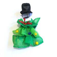 All Living Things Pet Halloween Christmas Tree Small Pet Costume / Guinea Pig