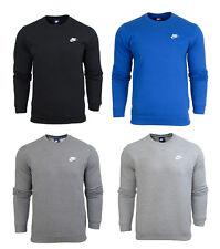Nike Sweatshirt Guy Dark Gray Large