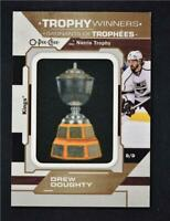 2020-21 O-Pee-Chee OPC Patches James Norris Memorial Trophy #P-52 Drew Doughty