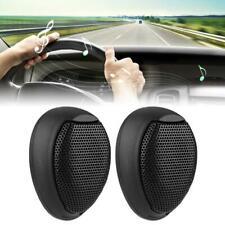 Paar 1000W Auto Lautsprecher KFZ HIFI Boxen mit Kleber Sound System Schwarz
