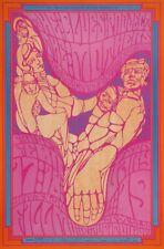 FRANK ZAPPA Blues Project Canned Heat BG 50 Fillmore Concert Handbill Card 1967