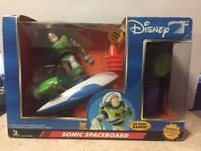 Disney Pixar Toy Story and Beyond! Sonic Spaceboard BUZZ LIGHTYEAR! Rare