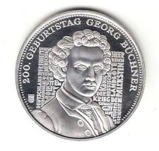 Berühmte Persönlichkeit Münzen Der Brd Mark Währung Aus Kupfer