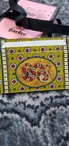 Gucci Garden EXCLUSIVE from Florence, Italy - Gucci snake-design cardholder
