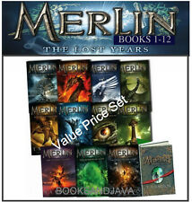 LOST YEARS OF MERLIN 1-12 Value Price Set (pb) T A Barron  New remainder mark*