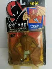 Batman the Animated Series Man-Bat with Flapping Wings Action Figure 1992