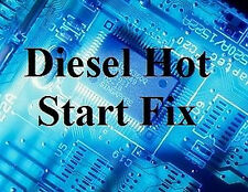 Hot Diesel Start Starting Fix BMW Vauxhall Opel Omega - M51 P38 Diesel Engine