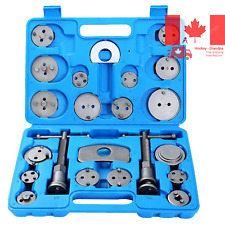 22pcs Heavy Duty Disc Brake Caliper Tool Set and Wind Back Kit for Brake Pad ...