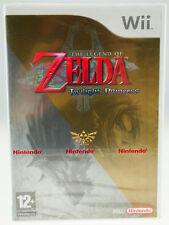 The Legend of Zelda Twilight Princess - Nintendo Wii - NEW SEALED UK Version