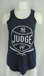 New York Yankees #99 'Aaron Judge' MLB Fanatics Women's Tank Top