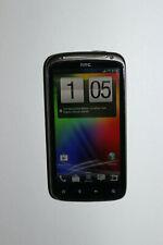 HTC Sensation Z710E - Schwarz (Ohne Simlock) Smartphone