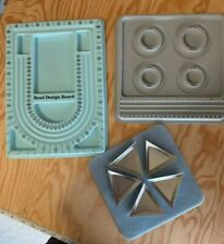 Jewelry Making Trays & Mat Used