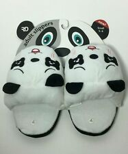 Royal Deluxe Ny White Panda Adult Slippers Size: Small 5-6, Free Shipping