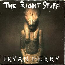 BRYAN FERRY - THE RIGHT STUFF - CARDBOARD SLEEVE CD MAXI