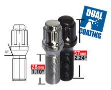Wheel Lug Bolt-Spline Lug Bolt Acorn Seat 6 Sided 14mm 1.25 x 28mm. 631157-28
