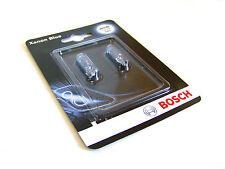 BOSCH 1987301033, Auto Lampadina W5W, XENO BLU, Capsule Lampada 12V 5W