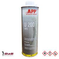 U200 UBS Steinschlagschutz / Unterbodenschutz APP 050101 weiss 1 Liter
