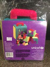 UNICEF Vintage Soft Puzzle Cubes Set RARE