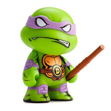 "Kidrobot TMNT Shell Shock Series 2 Teenage Mutant Ninja Turtles 3"" Donatello"