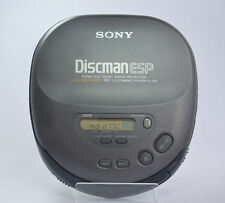 tragbare sony discman cd player g nstig kaufen ebay. Black Bedroom Furniture Sets. Home Design Ideas