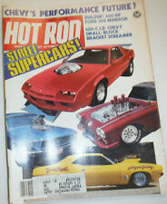 Hot Rod Magazine Ford 302 Windsor October 1983 With ML 010515R