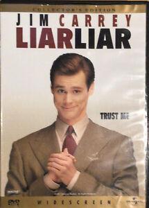 Liar Liar (DVD, 1999, Collectors Edition)