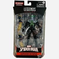 "Marvel Legends SpiderMan Superior Octopus Demogoblin BAF 6"" Hasbro Figure"