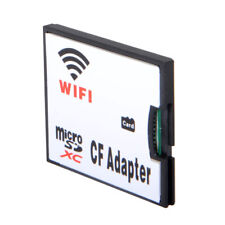 Wifi Adapter Memory Card Tf Micro-Sd to Cf Card Adapter Kit for Digital Camera