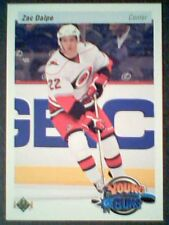 ZAC DALPE 10/11 UD 20th ANNIVERSARY VARIATION YOUNG GUNS ROOKIE CARD SP