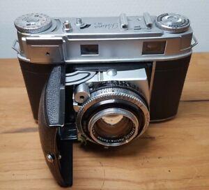 Vintage Camera Kodak Retina IIIc 1957-64 Schneider Xenon 50mm 2.0 2 + Tasche