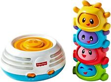 Fisher-Price DHW29 Hell Beats Build-A-Beat Stappler Baby Spielzeug