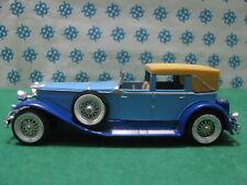Vintage  -  DUESENBERG Model J town car 1930  - Matchbox N° Y-4