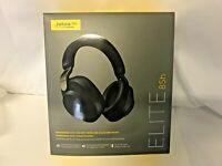 Genuine Jabra Elite 85h Wireless Stereo ANC Headphones Noise Cancelling Black