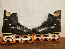 RIEDELL ROLLER HOCKEY INLINE SKATES MENS SIZE 10-A   System 4 TP Air