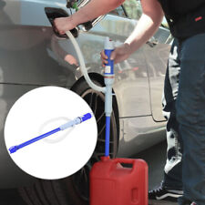 Liquid Fuel Syphon Pump Automatic Transfer Gas Oil Water Battery Electric Parts