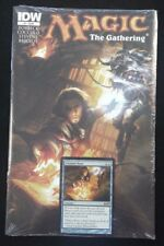 IDW Treasure Hunt Promo with Comic Magic the Gathering #1 NEW UNOPENED MTG Card