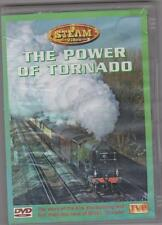 The Power Of Tornado (DVD) Railway DVD ~Steam Video ~ Transport Video Publishing