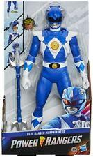 Power Rangers Mighty Morphin Blue Ranger Morphin Hero 12-inch Figure (E8648)