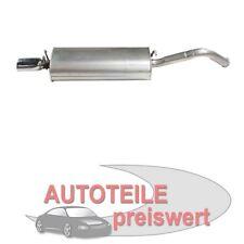 Endschalldämpfer AUDI 100 A6 + 2,0 2,4 D Avant Auspuff