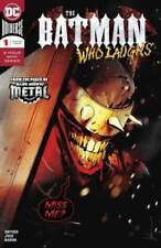 The Batman Who Laughs #1 Covers A&B Set (Release 12/12/18) First App Grim Knight