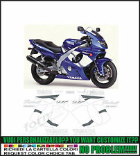 kit adesivi stickers compatibili yzf thundercat 600 r 2002