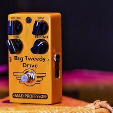 Mad Professor Big Tweedy Drive Overdrive Guitar Effects FX Pedal True Bypass