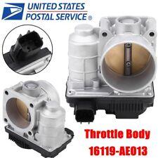 Car Throttle Body 16119-AE013 for 2002 2003 2004 2005 2006 Nissan Altima 2.5L