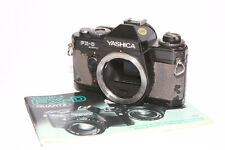 Yashica FX-D Quartz SLR Gehäuse #179848